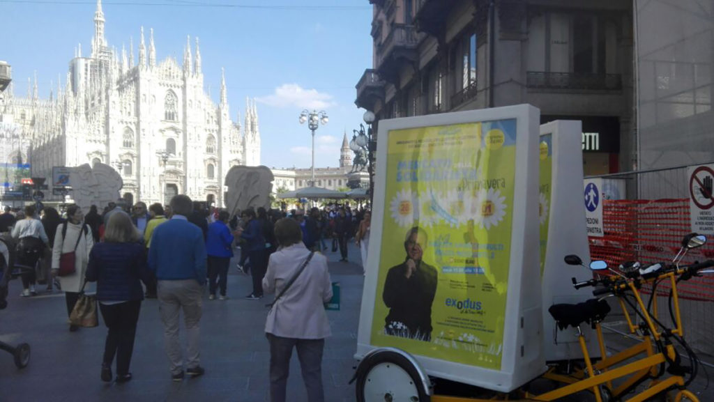 Exodus - Milano